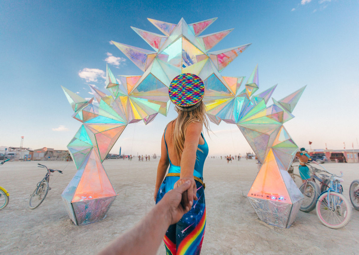 Burning Man - Matador Network