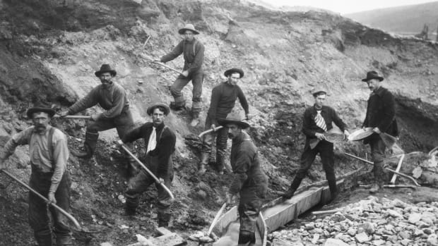 American Culture and History - The California Gold Rush