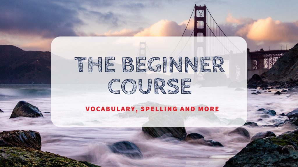 The Beginner Course