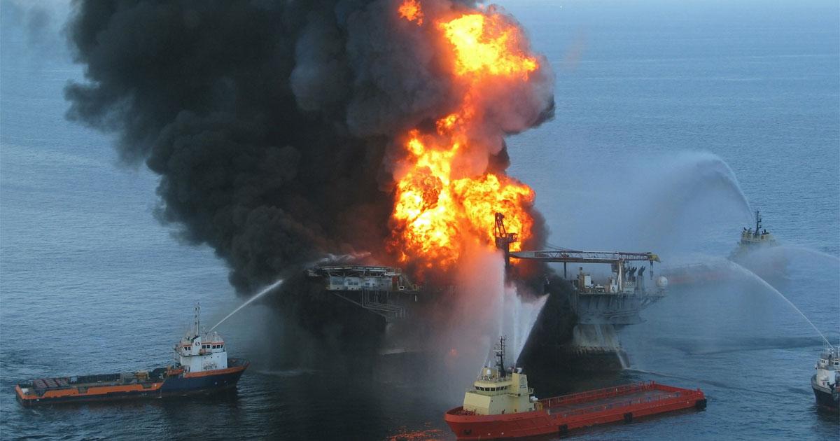 Oil Spills in U.S. Territory