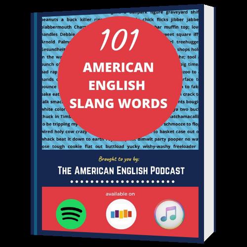 101 American English Slang Words