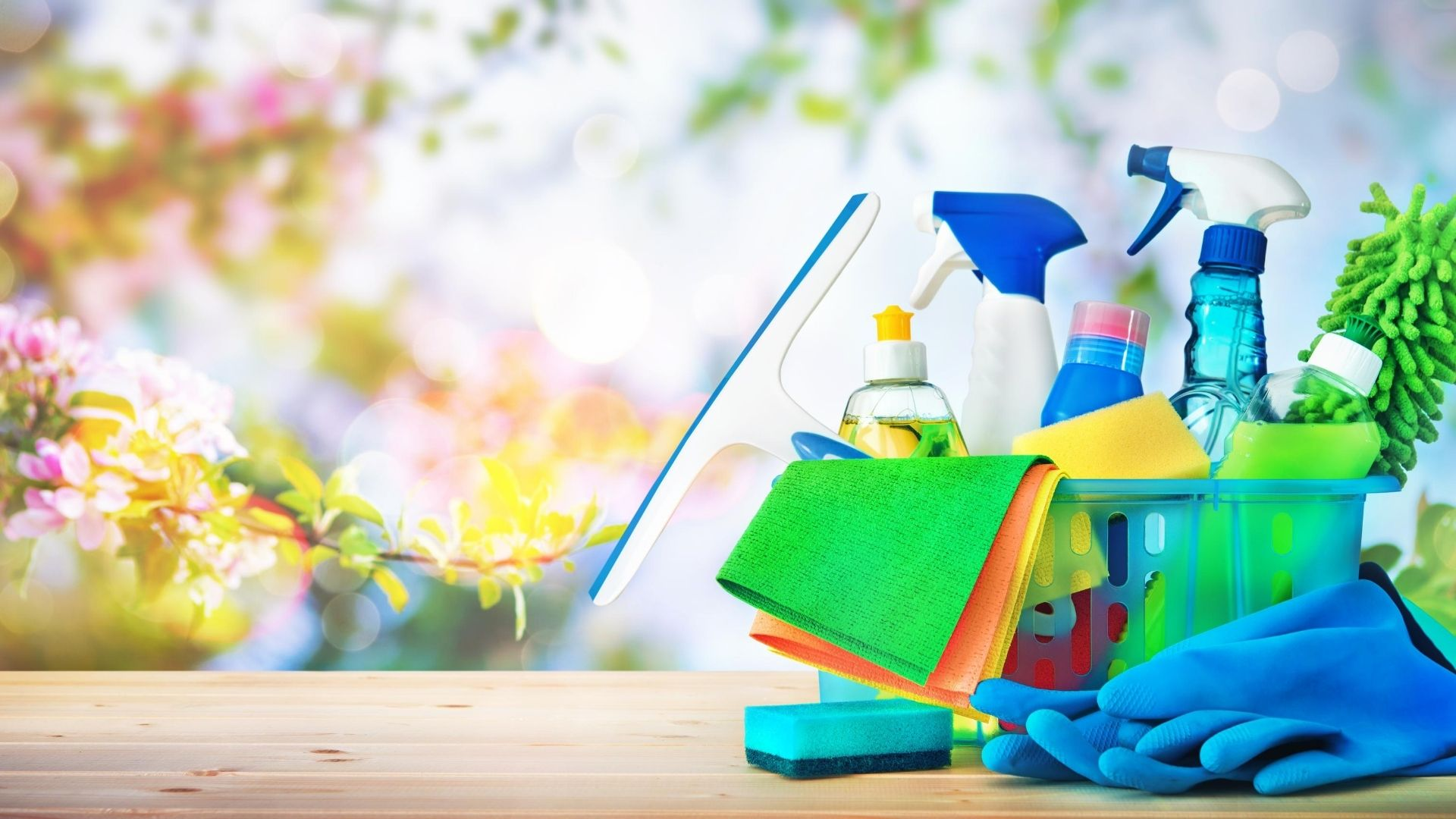 ESL Topic Cleaning - 5-minute English. Talk about cleaning in English.