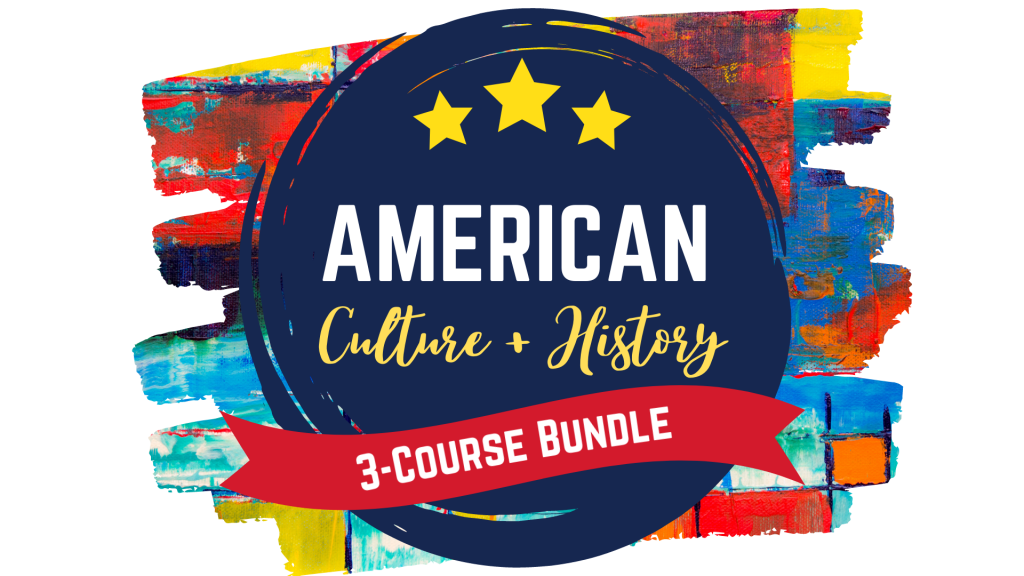American Culture and History Bundle