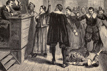 American Culture and History - The Salem Witch Trials