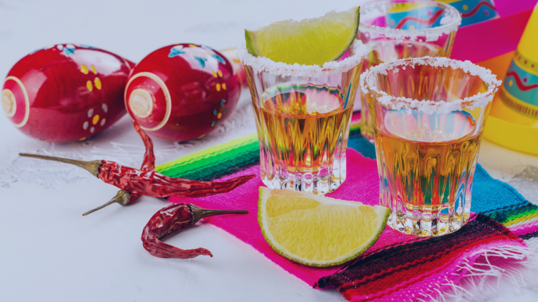 Bottoms Up and Cinco de Mayo